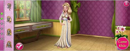 game trang điểm cô dâu và chú rể ngày cưới