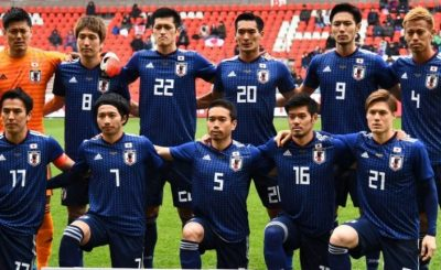 đội tuyển bóng đá quốc gia nhật bản đội hình