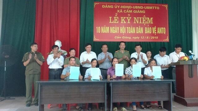 bài phát biểu ngày hội toàn dân bảo vệ an ninh tổ quốc