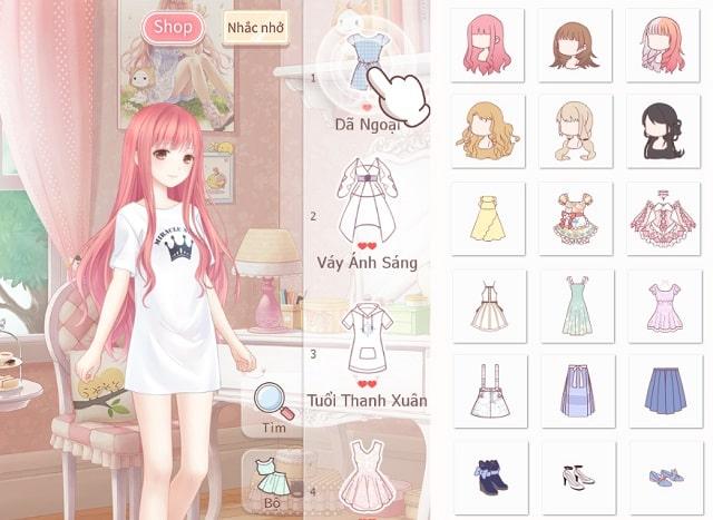 cách tải game ngôi sao thời trang về máy tính