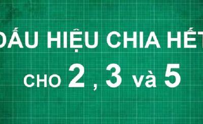 số lớn nhất có 5 chữ số chia hết cho 2 3 và 5
