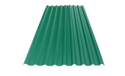 Tôn Hoa Sen được sản xuất trên dây chuyền công nghệ hiện đại, lớp bề mặt mang tính bền cao