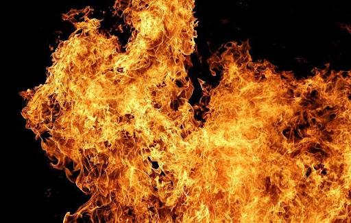 Giấc mơ cháy nhà với vận may